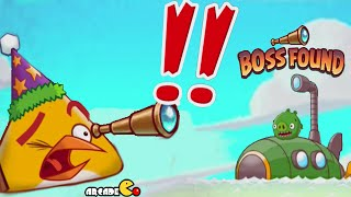 Angry Birds Fight! - Last FINAL Boss Match Of Sweets Island Gamplay Part 12