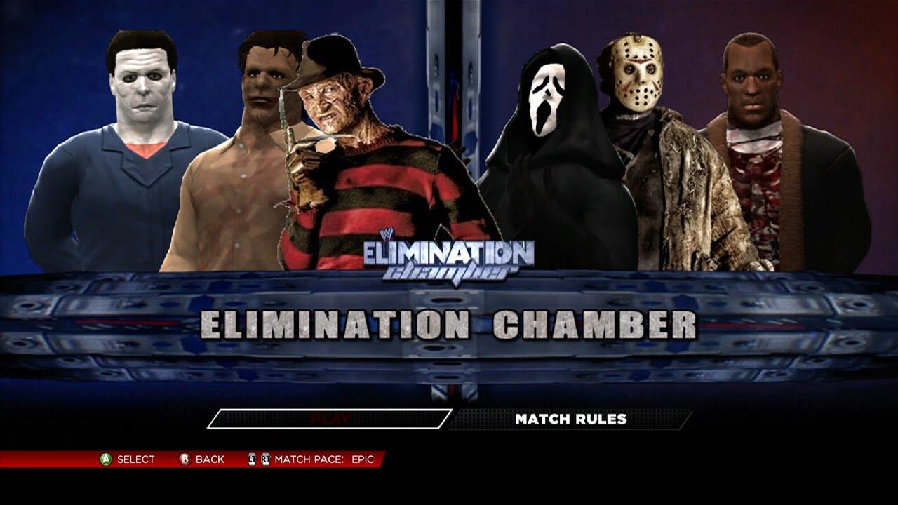 Freddy Vs Jason Vs Chucky Vs Michael Myers Vs Pinhead Freddy Krueger vs Ghos...