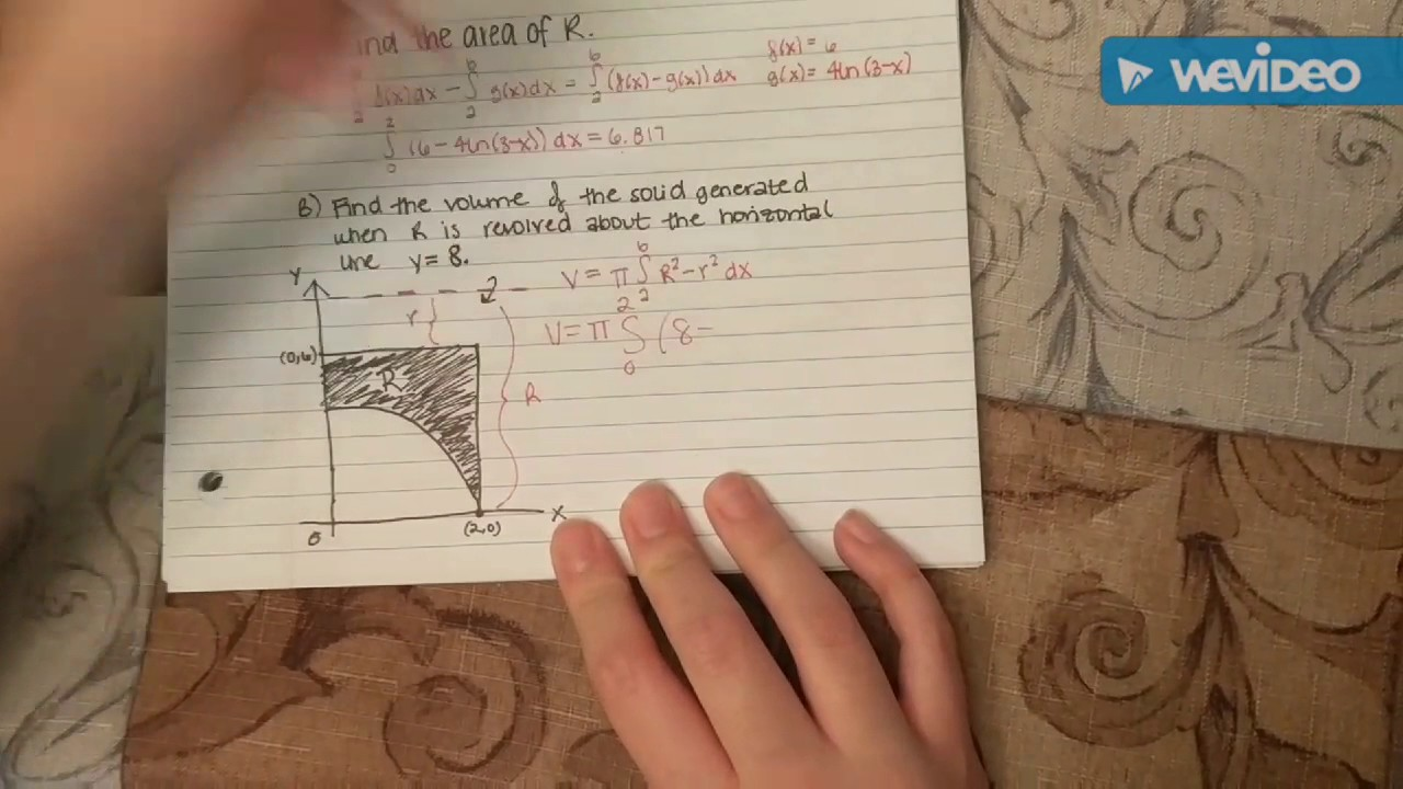 AP Calculus BC 2010 Form B FRQ #1 - YouTube