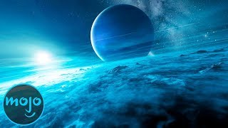 Top 10 Strangest Things in Our Solar System