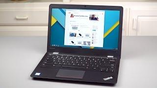 Lenovo ThinkPad 13 Chromebook Review