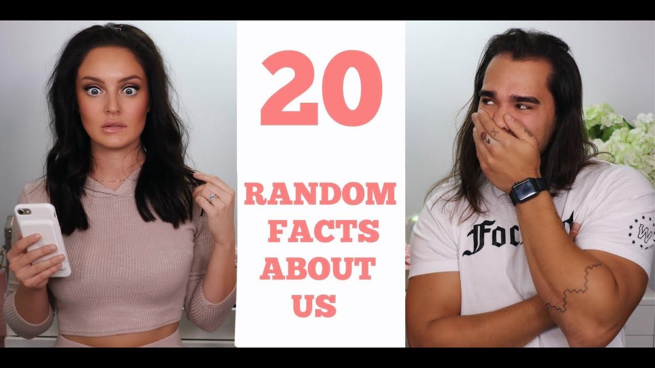 20 Random Facts About Me & My Husband!! Chloe y Seba \\ ChloeMorello