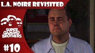 SGB Play: L.A. Noire (PS4) - Part 10 | Does the Shoe Fit?