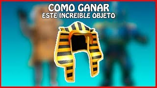 [NEW] Roblox PromoCode | Como ganar este increible objeto en roblox | Glorious Pharaoh of the Sun