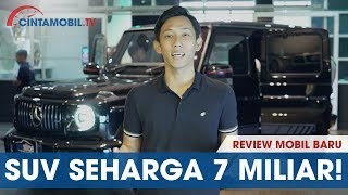 MERCEDES-AMG G63 EDITION ONE | SUV LEGENDARIS EDISI SPESIAL | CINTAMOBIL TV