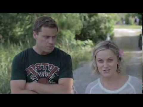 """Amy Poehler: """"Jag spelar en avskyvärd karaktär"""" (Welcome to Sweden, TV4)"""