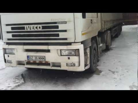 IVECO Cursor cold start -18.MOV: