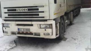 IVECO Cursor cold start -18.MOV