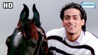 Salman Khan romantic scene from Sanam Bewafa [HD] - Bollywood Romantic Movie - EID Special