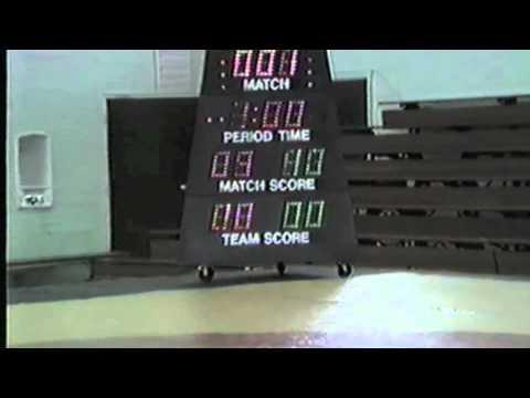 1988 Espoir World Cup: 48 kg Selwyn Tam (CAN) vs. Shinobu Yamashita (JPN)