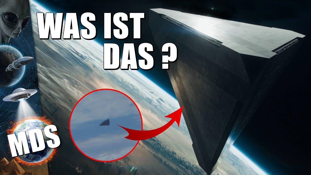 Download NASA HD Foto zeigt klarste Aufnahme von einem Dreieck UFO ! (UFO/Alien/Doku/Deutsch/2021/Neu)