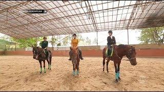 RAHASIA PEREMPUAN - Ternyata Menunggangi Kuda Seru Banget Loh Ladies (2/4)