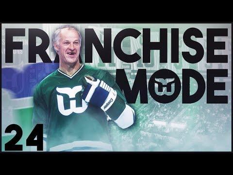 "NHL 18 - Hartford Whalers Franchise Mode #24 ""Dallas"""