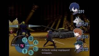 Shin Megami Tensei : Persona 3 FES -115- Black Frost