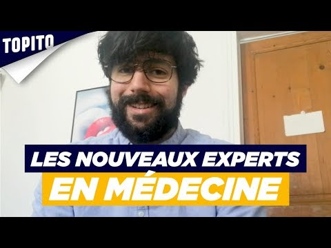 Les nouveaux experts en médecine