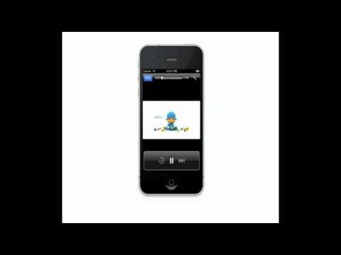 PocoyoTV en tu iPhone & Android - Pocoyo TV  on your iPhone & Android device