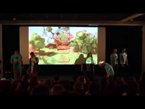 The Last Tinker: City of Colors - Release Party - Mimimi stellt sich vor