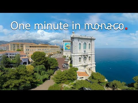 One Minute In Monaco: Museum
