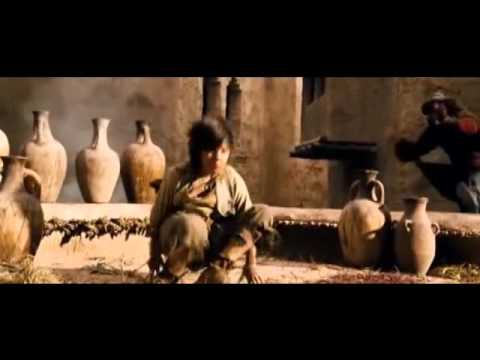 Prince of Persia - Young Prince Dastan...