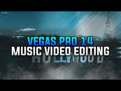 How To: Edit a Music Video in Vegas Pro 14