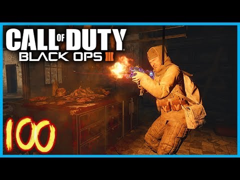 Black Ops 3 Zombies Verruckt Kitchen Camping High Round Strategy! LIVE W/ I AM WILDCAT - PART 2