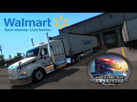 American Truck simulator - Raw image transport Run- Im still alive
