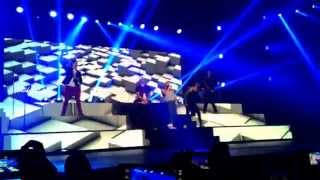 The One, Love Somebody, Shape Of My Heart Backstreet Boys Manila 2015