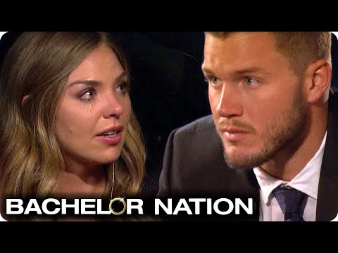 Colton Shocks Hannah B With Change Of Heart | The Bachelor US