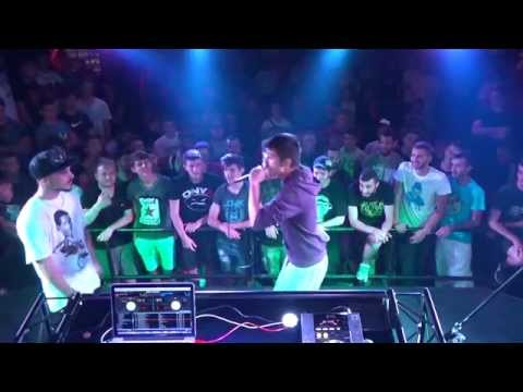 MarcEll vs Flow Buster - Round 1 Battle 2015