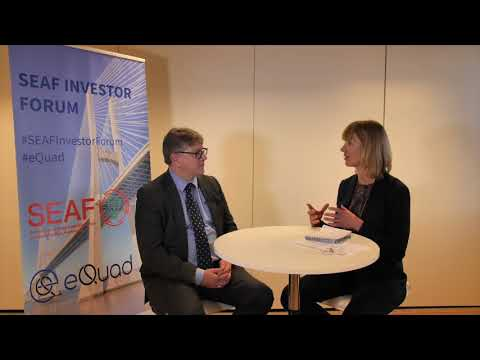 Insuring energy efficiency with Paul Cullum (SEAF Investor forum)