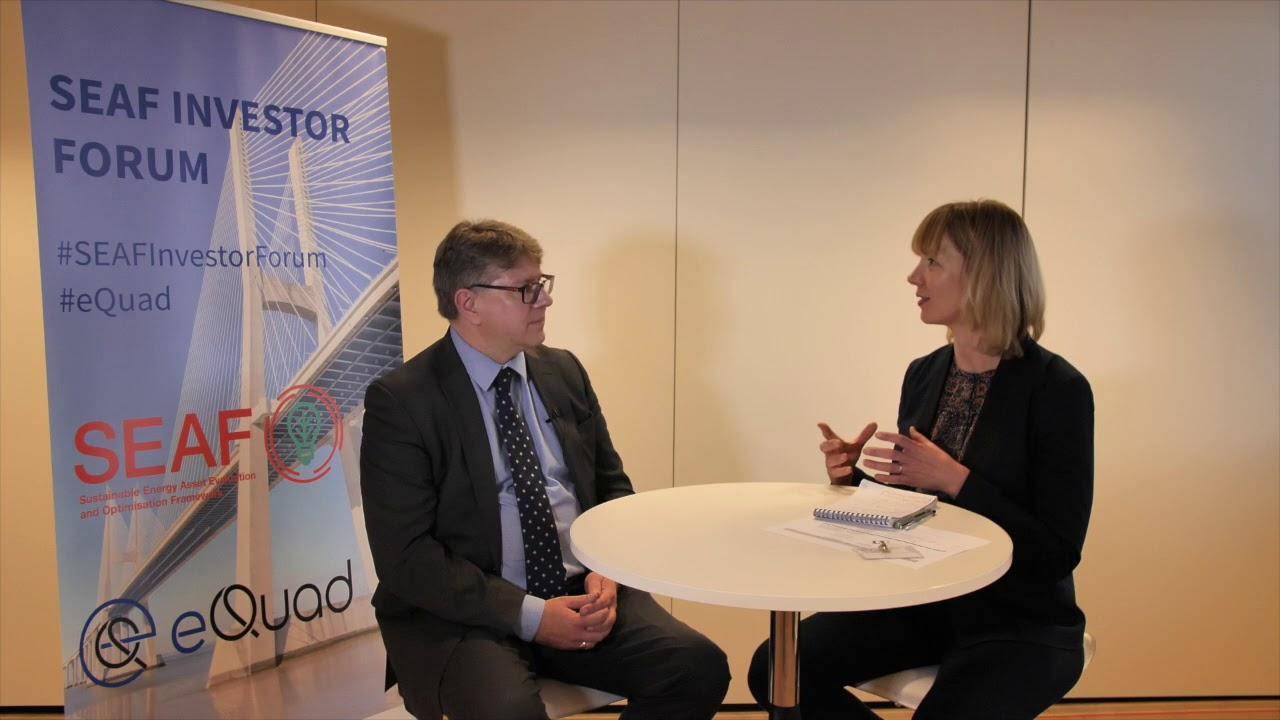 Insuring energy efficiency with Paul Cullum (SEAF Investor forum)