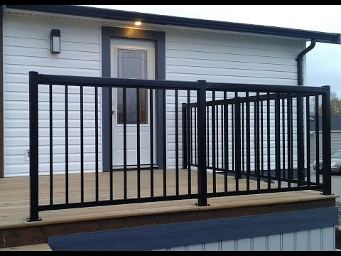 New Railings And Eavestroughs For The Mobile Home Renovation Project : E040 / BC Renovation Magazine