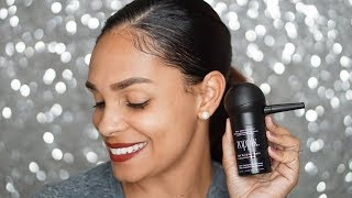 Product Review: Toppik Hair Building Fibers