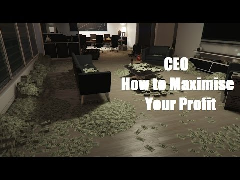 How to Make the Most Money as a CEO Efficiently  - Tips and tricks - GTA Online