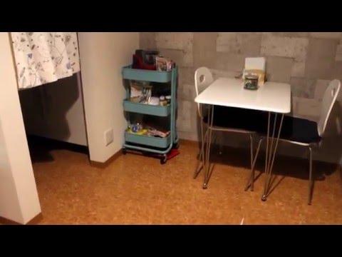 My (NEW) Japanese Apartment