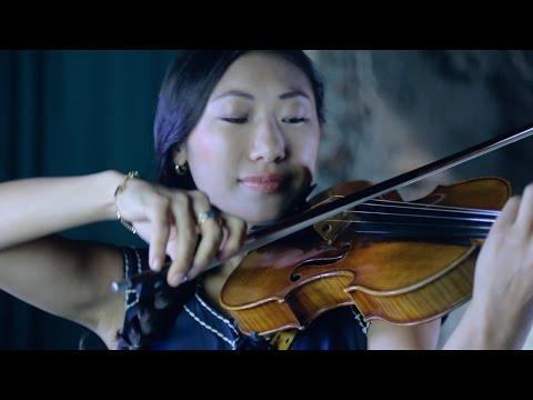 Aleksey Igudesman, Katyusha Variations. Irina Pak, violin