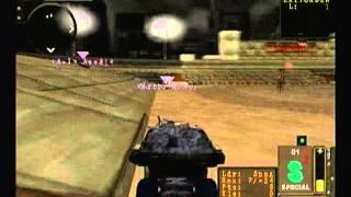 Twisted Metal Black Online Team Deathmatch Freeway