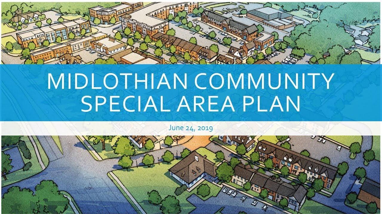 Midlothian Community Special Area Plan | Chesterfield County, VA