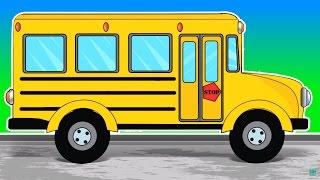 ônibus escolar | lavagem de carro | crianças veículo | School Bus | Kids Transport | Car Wash