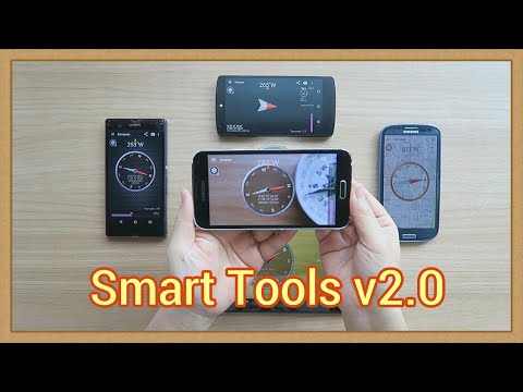 Smart Tools V2.0 - The Best Android Toolbox