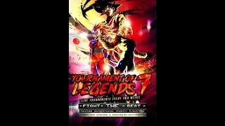 Tournament Of Legends 7 - 12/01/2018 - Fight between TITANS!