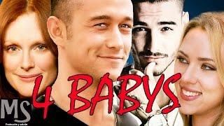 Cuatro babys Maluma CENSURADO con letra Película Don Jon español latino
