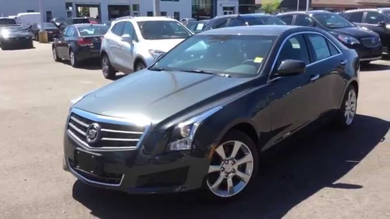 2014 cadillac ats 2 0l turbo manual rwd 140731 youtube. Black Bedroom Furniture Sets. Home Design Ideas