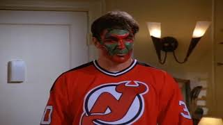 David Puddy at The New Jersey Devils Game Seinfeild