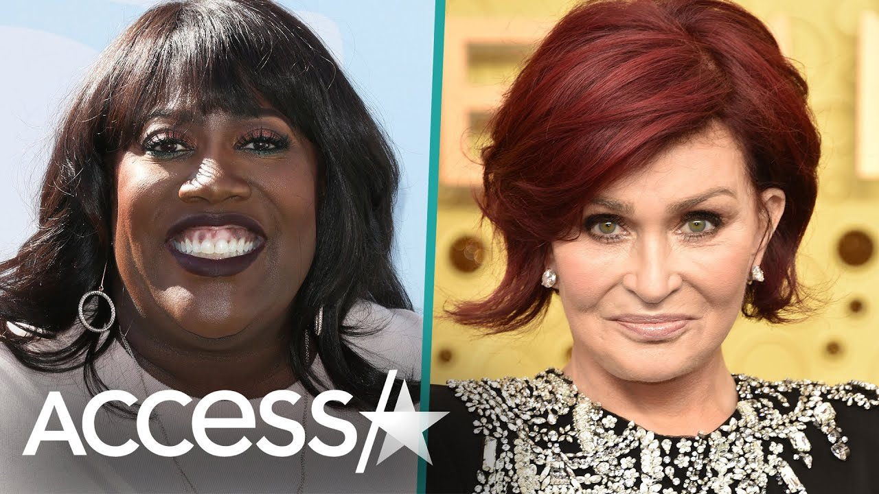 Sheryl Underwood breaks silence after Sharon Osbourne's exit from ...