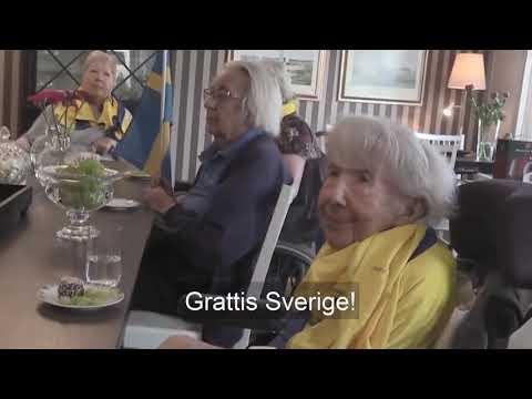 Grattis Sverige!