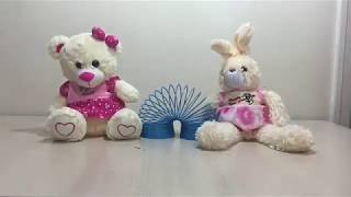 Baby girl - We have tea with my baby friend, we eat biscuits and we eat chocolate - baby toys