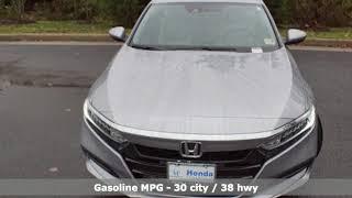 New 2019 Honda Accord 1.5T Washington DC MD Chantilly, DC #HCKA003346