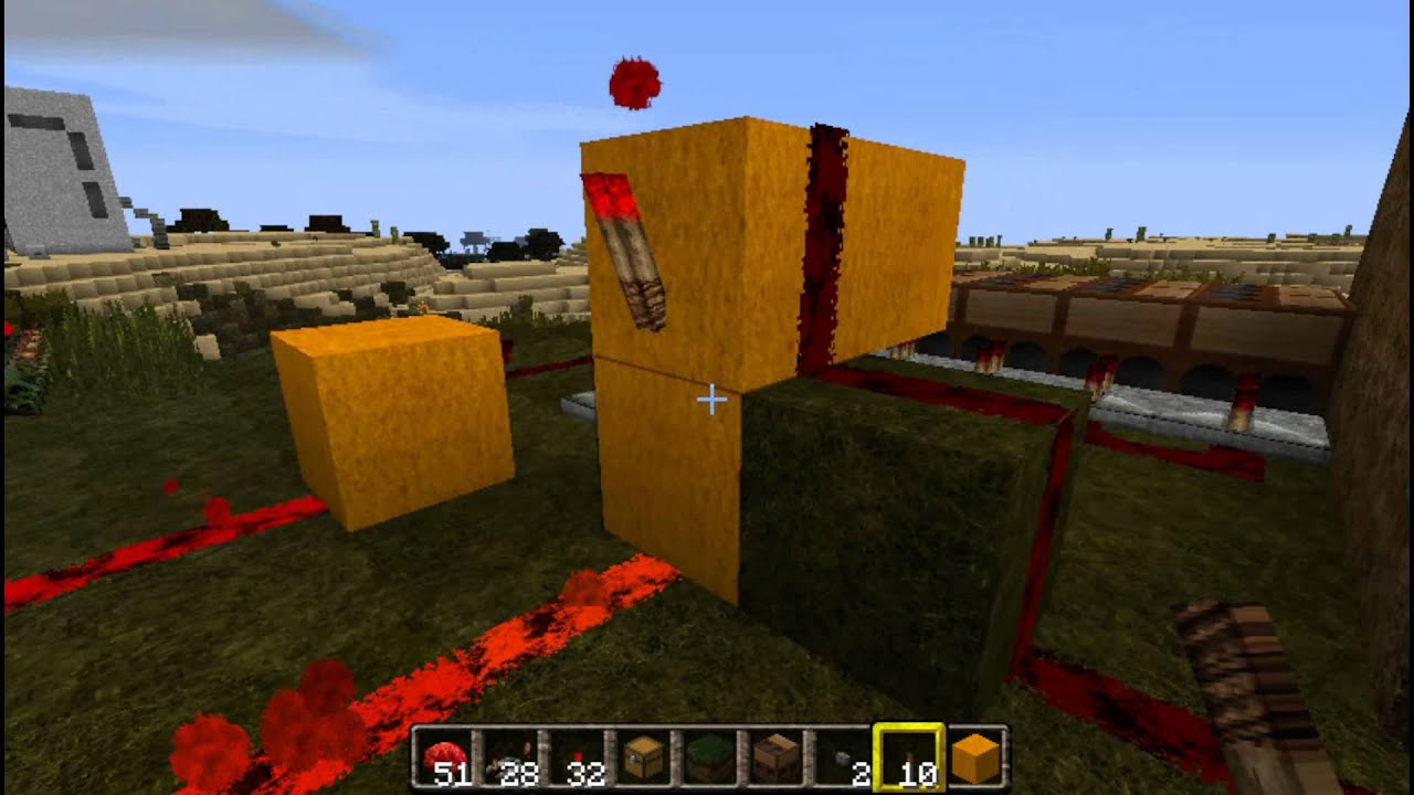 Звуковая охранная сигнализация [Механизмы Minecraft]