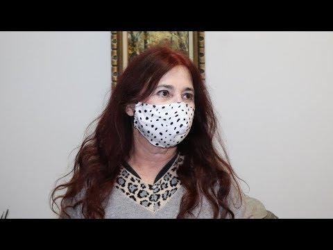 Медицинская маска многоразовая своими руками. Мастер класс как сшить маску. МАСКА ЛЕГКО И БЫСТРО!